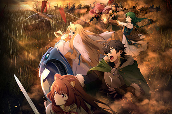 The Rising of the Shield Hero season 2 sẽ ra mắt vào năm 2021