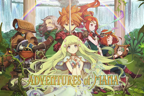 Adventures of Mana - game trên Smartphone ra mắt trailer