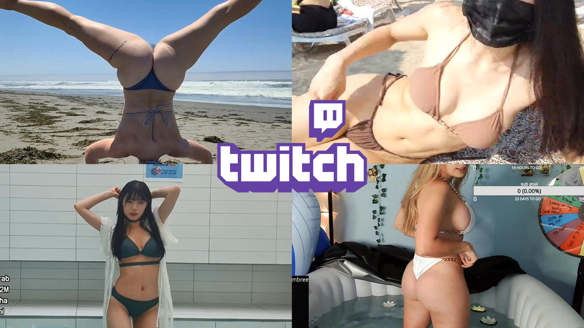 Twitch Hot Tub collection (2 fails)